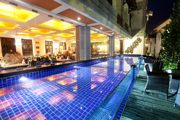 Hotel Penaga Penang Swimming Pool