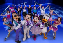 Penang Disney on Ice - Mickey and friends