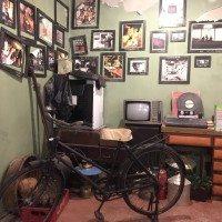 A corner with old stuff, Penang Love Lane Restaurant, Behind 50