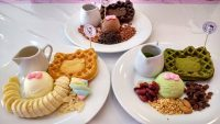 Penang Hello Kitty Cafe, Hostel Ceylon Cafe