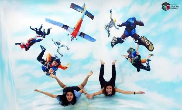 Penang Museum, Penang 3D Trick Art Museum