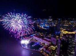 Line-Up for 2017 New Year Countdown