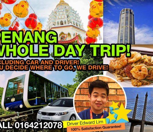 Penang Day Trip with Edward