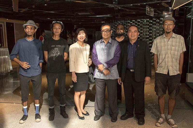 Penang Komtar SkyArt The Top 2017